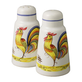 Salt & Pepper - French Rooster