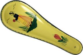 Spoonrest - Soleil Yellow