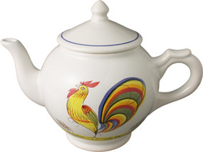 Tea Pot - French Rooster