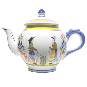 Tea Pot - Henriot