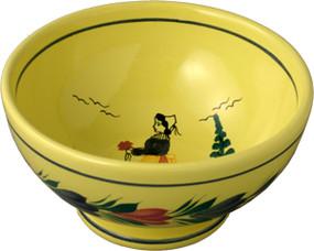 Rustic Bowl - Soleil Yellow