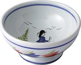 Rustic Bowl - Mistral Blue