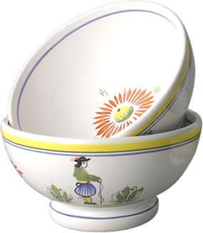 Rustic Bowl - Henriot