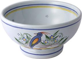 Rustic Bowl -Jardin d'ete