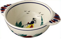 Breton Lug Bowl - Campagne
