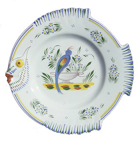 Fish Plate - Jardin d'ete