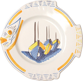 Fish Plate - Escale