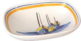 Open Butter Dish/ Soap Dish - Escale