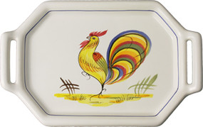 Tray - French Rooster