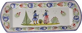 Rectangle Platter - Tradition