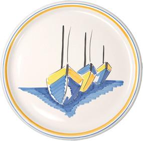 Cake Plate - Escale