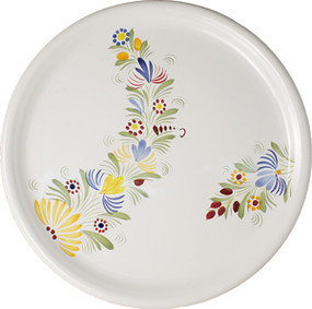 Cake Plate - Quimper Touch