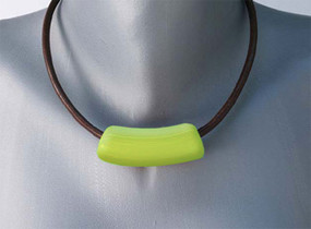Necklace - Thelma Pistachio