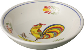 Serving Bowl - French Rooster