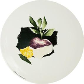 Plate - Turnip & Lemon - Alain Passard