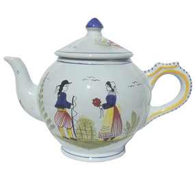 Tea Pot - Mistral Blue