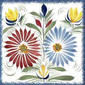 Flower - Fleuri Royal - Quimper