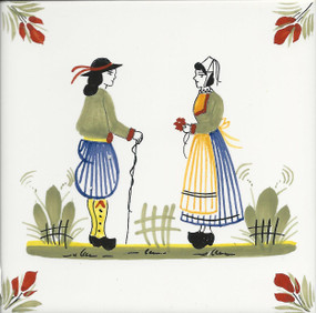 Couple - Henriot Tile