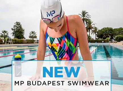 MP Budapest Training Swimwear