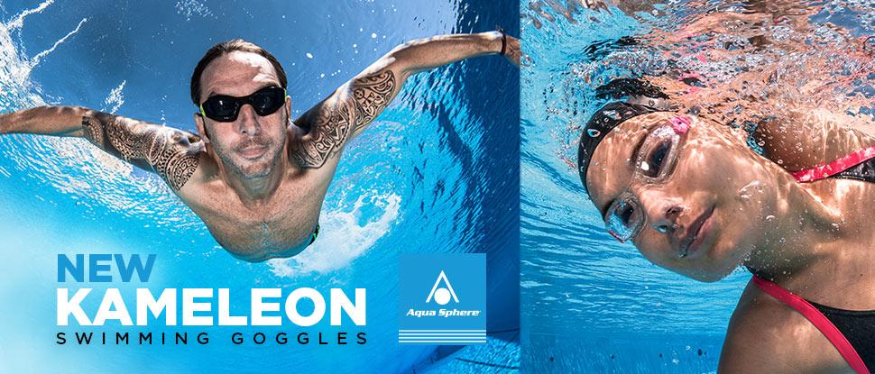 Aqua Sphere Kameleon Swimming Goggles