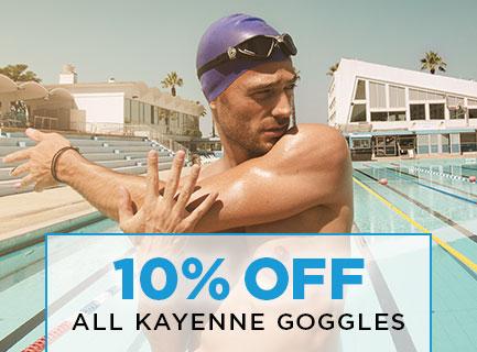 Kayenne Swimming Goggles