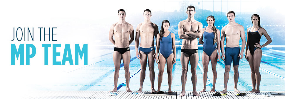 MP Michael Phelps Team Swimsuits