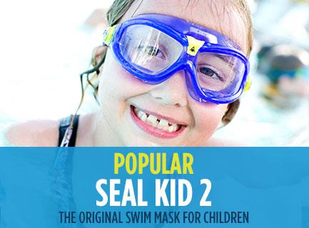 Aqua Sphere Seal Kid 2 Kids Swimming Goggles