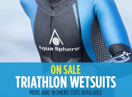 Aqua Sphere Triathlon Wetsuit Sale