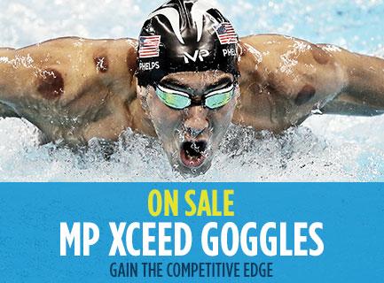 MP Michael Phelps Xceed Goggle Sale