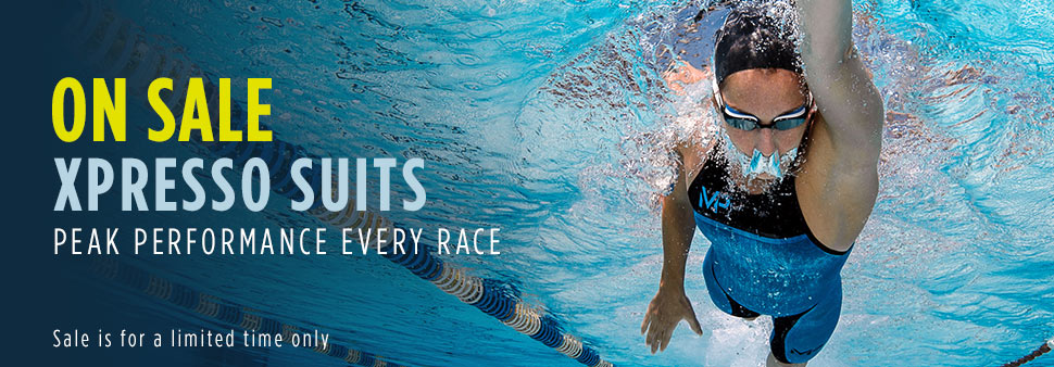 Xpresso Racing Suit by MP Michael Phelps
