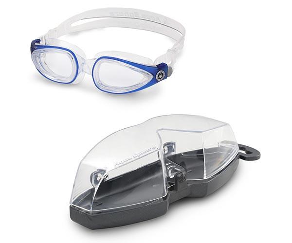 Hard Case to Protect the Eagle Swim Goggles