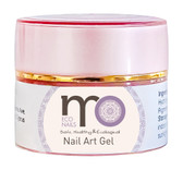 Decorate your nails with beautiful custom made gems with MO Nails Gem Gel!  Create lovely rich nail art designs. Cures in seconds in LED or UV Lamps. Comes in 12 rich colors.
