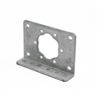 15mm Bent Motor Bracket - 10 Pack