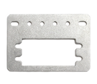 15mm Metal Servo Bracket - 10 Pack