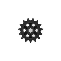 15 Tooth #25 Sprocket - 4 Pack
