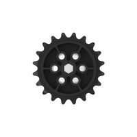 20 Tooth #25 Sprocket - 4 Pack