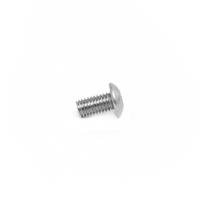 "#10-32 3/8"" Button-head Socket Cap Screw - 100 Pack"