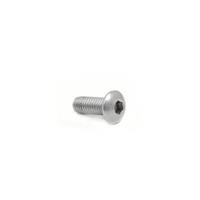 "#10-32 1/2"" Button-head Socket Cap Screw - 100 Pack"