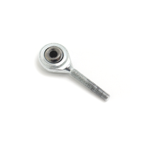 Ball Joint Rod End M3 Male - 4 Pack
