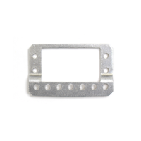 15mm Metal Offset Servo Bracket V2 - 4 Pack