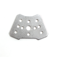 15mm Metal 45 Degree Bracket V2 - 8 Pack