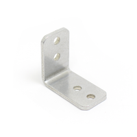 15mm Metal Inside Corner Bracket V2 - 8 Pack