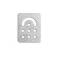 15mm Metal Variable Angle Bracket V2 - 8 Pack