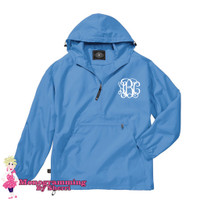 Charles River Pack N Go Pullover (Columbia)