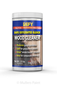 DEFY Wood Cleaner 2.25 lb