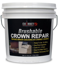 ChimneyRx Brushable Crown Repair Gallon