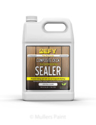 Defy Composite Deck Waterproofing Sealer 1 Gallon