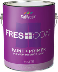 Fres-Coat Premium Matte Paint & Primer
