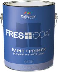 Fres-Coat Premium Satin Paint & Primer