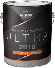 Ultra 2010 Exterior Low Luster Paint